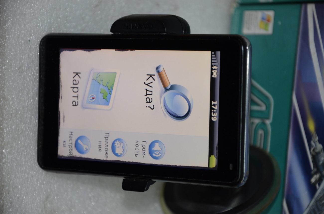 Фото 2 - Garmin Nuvi 3760 GPS-навигатор