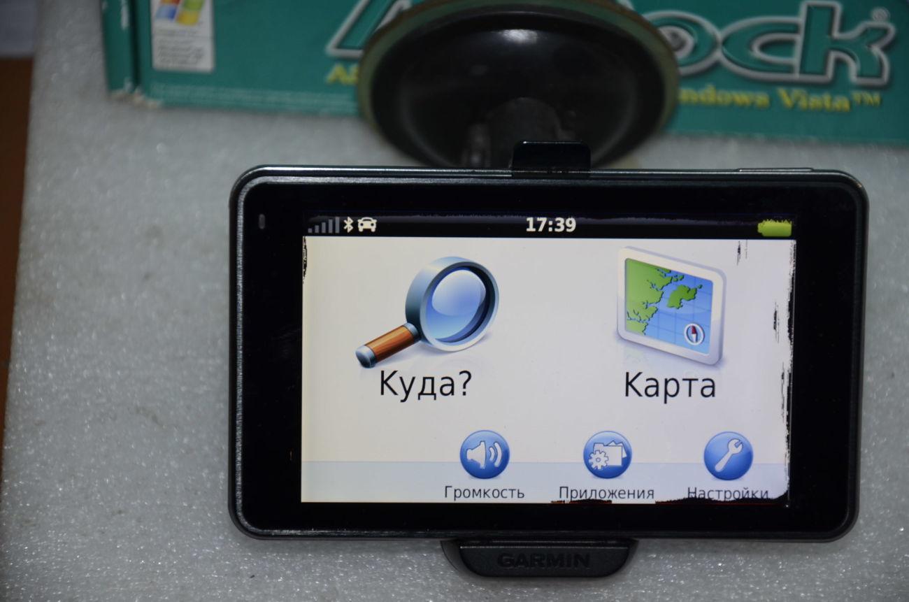 Фото - Garmin Nuvi 3760 GPS-навигатор