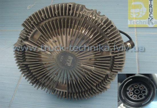 Фото - Вискомуфта вентилятор радиатора DAF CF85, XF95
