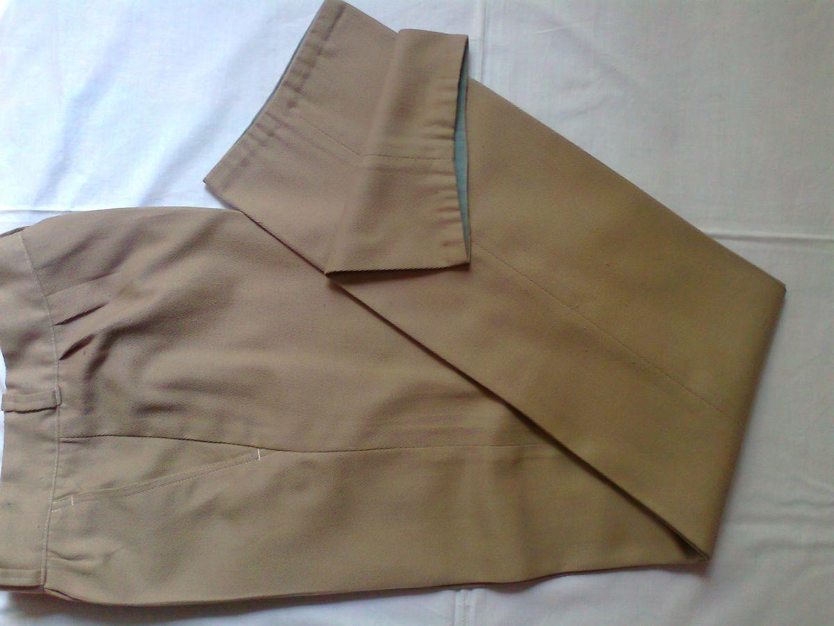 Фото 3 - брюки мужские демисезон беж койот стильные дудочки 48р
