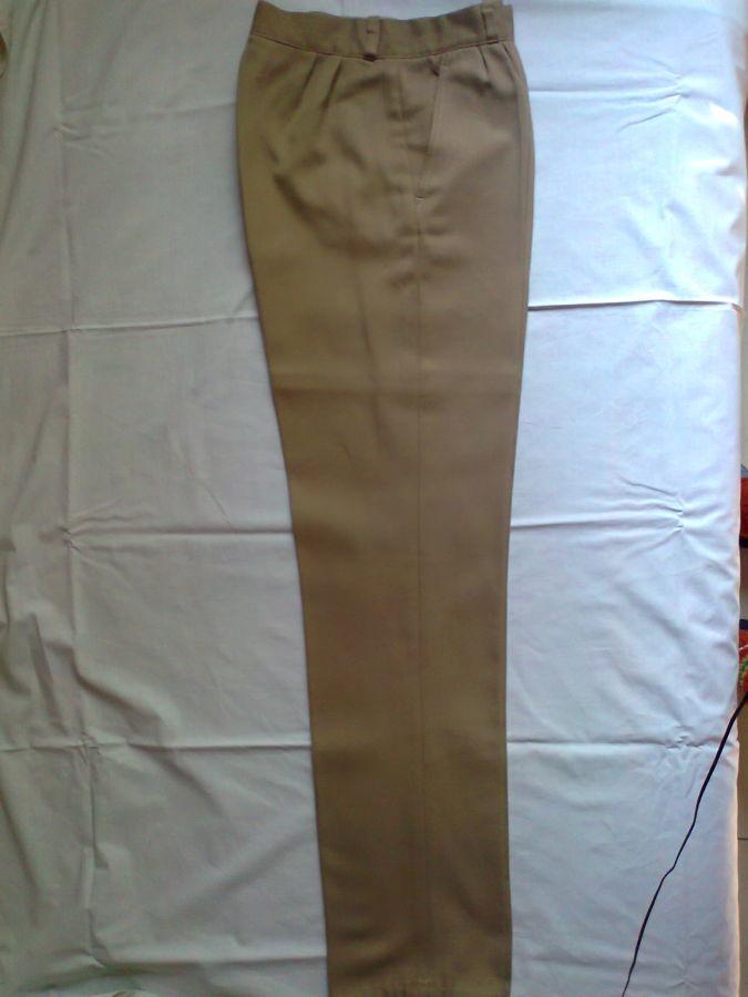 Фото 6 - брюки мужские демисезон беж койот стильные дудочки 48р