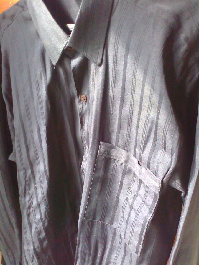 Фото 3 - рубашка мужская немнущаяся вор 40