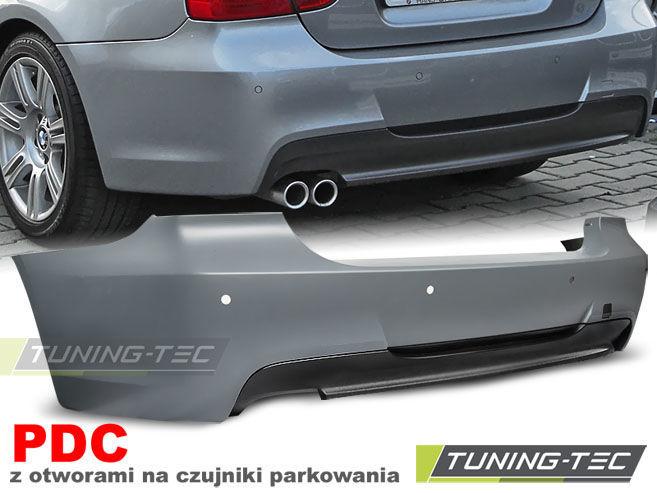 Фото - Бампер задний BMW E90 09-11 M-PAKIET PDC (ZTBM15)