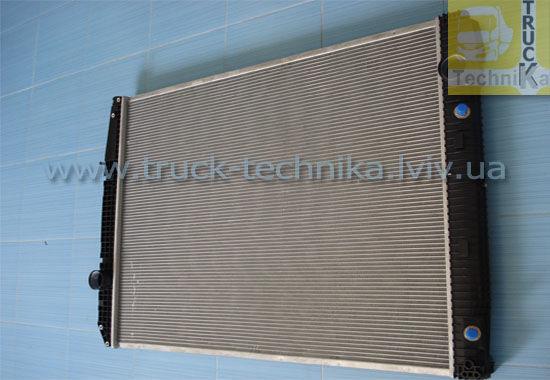 Фото - Радиатор охлаждения Mercedes Actros