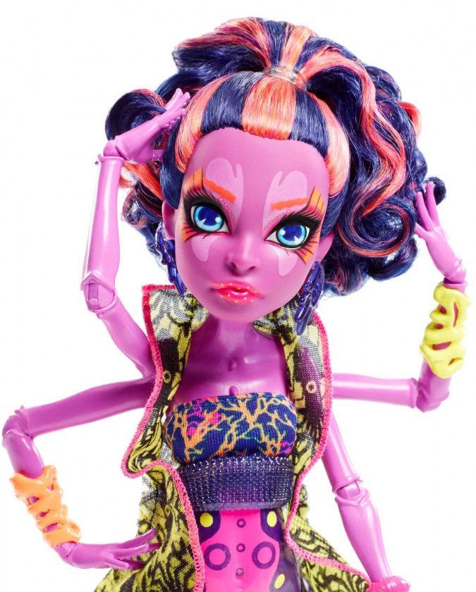 Фото 3 - Кукла Кала Мер-ри из серии Большой барьерный риф