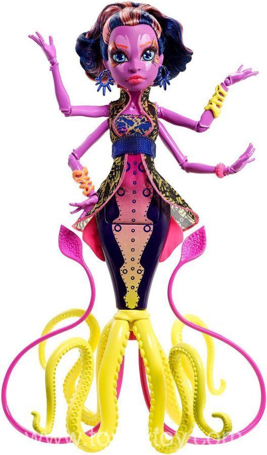 Фото - Кукла Кала Мер-ри из серии Большой барьерный риф