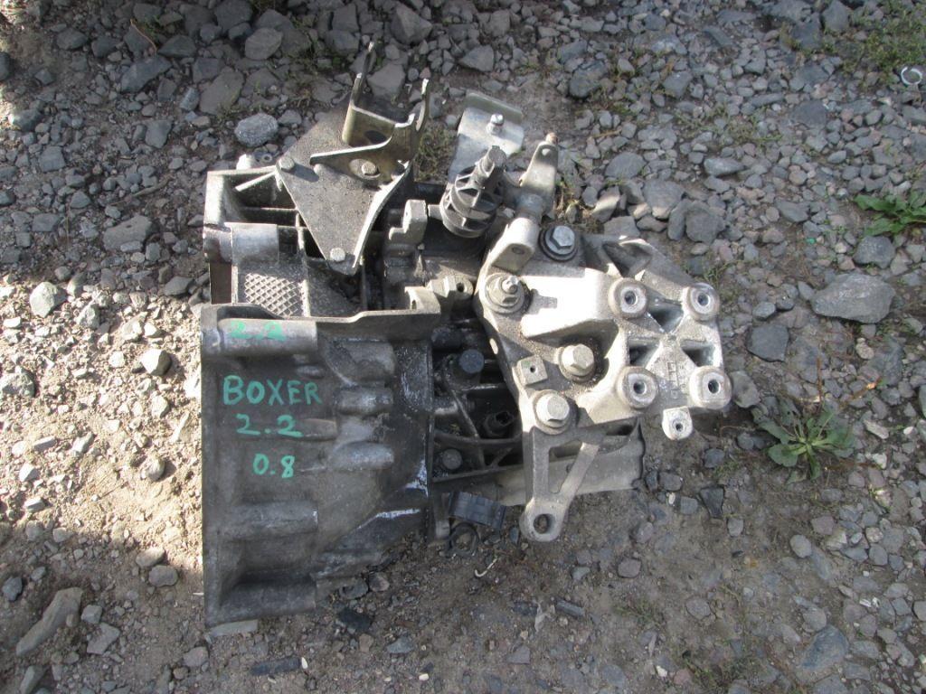 Фото - Коробка передач 6 ступ Peugeot Boxer 2.2 2006-2012