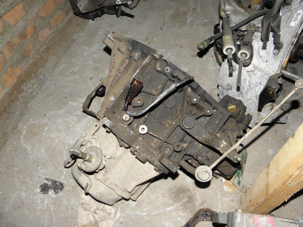 Фото - Коробка передач Citroen Berlingo 1.9 D 2003-2007