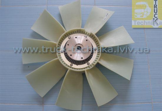 Фото 3 - Вентилятор с вискомуфтой RVI MAGNUM