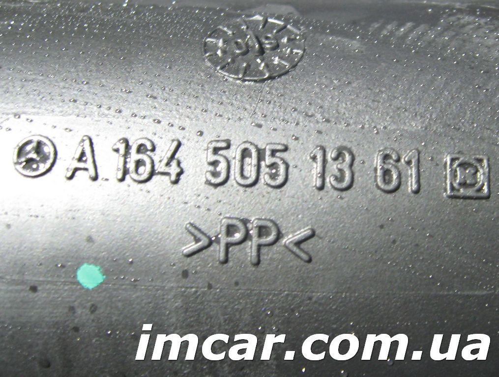 Фото 2 - Впускные патрубки для Mercedes GL X164/ ML W164