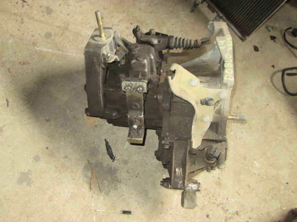 Фото - Коробка передач Fiat Doblo 1.4 бензин 2005-2009