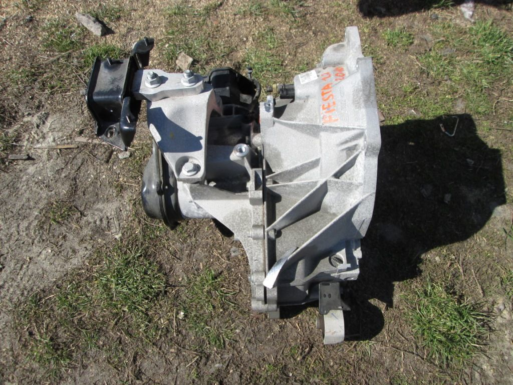 Фото - Коробка передач Ford Fiesta 1.25 бензин 2010-2014