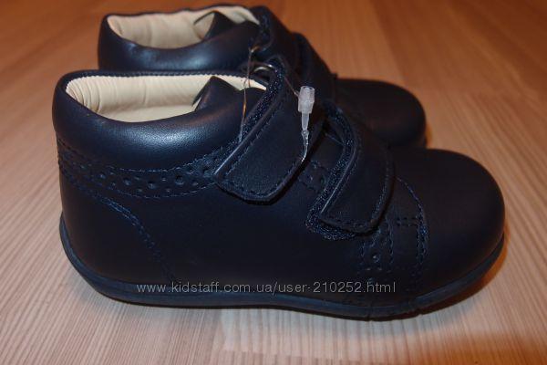 Фото - кожаные ботинки 20,21,22,23 размеры