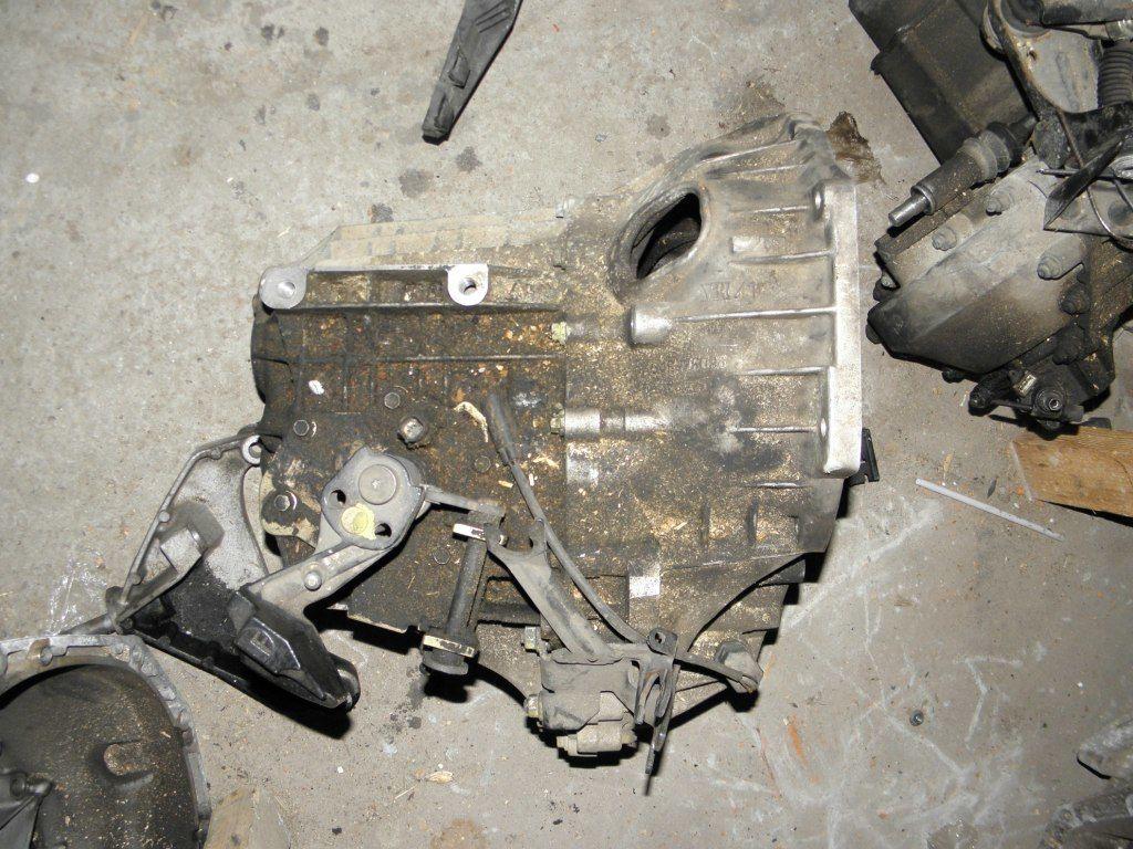 Фото - Коробка передач Ford Connect 1.8 tdci 2002-2014