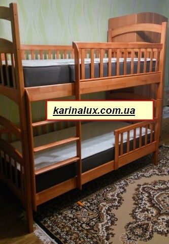 Фото - Детские двухъярусные кровати от производителя - Karinalux.