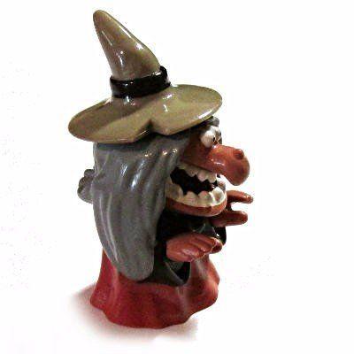 Фото 2 - Киндер игрушки. Ведьма