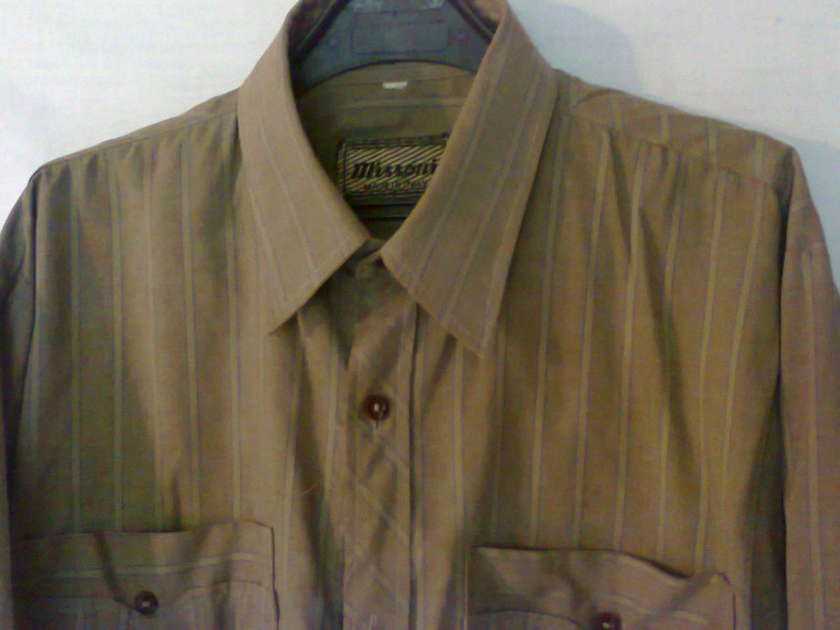 Фото 4 - рубашка мужская классная горчичный цвет вор 49