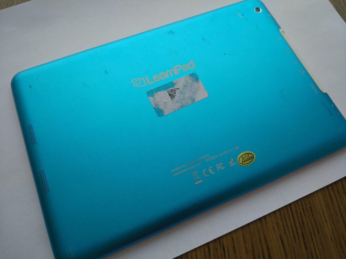 Фото 3 - Планшет LearnPad из Англии (6531936361)