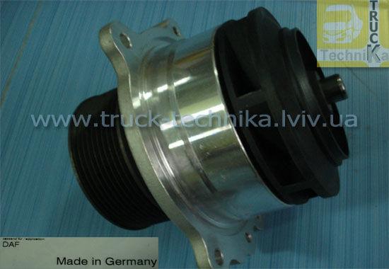 Фото - Водяний насос, DAF, XF105, система охолодження