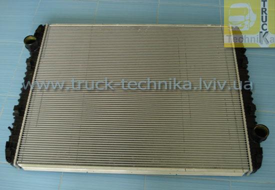 Фото - Радиатор охлаждения Iveco