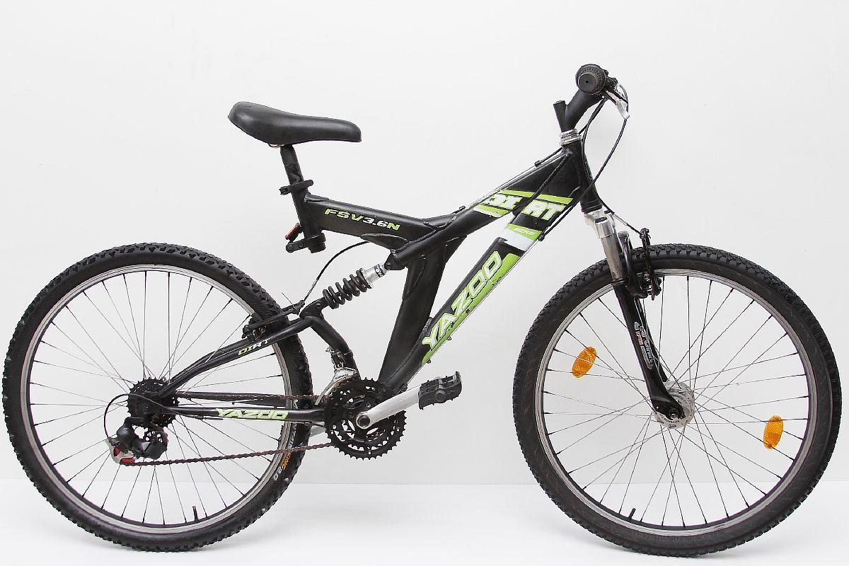 Фото - БУ Велосипед Yazoo - Veloed