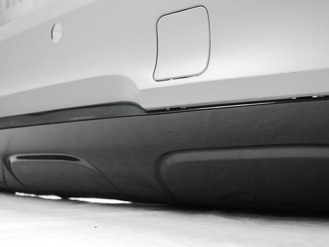 Фото 4 - Бампер задний BMW X1 E84 2009-2013 DIESEL M-PAKIET PDC (ZTBM25)
