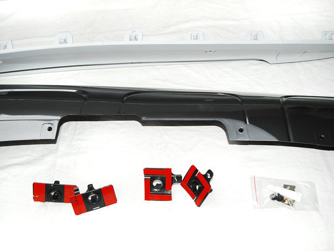 Фото 2 - Бампер задний BMW X1 E84 2009-2013 DIESEL M-PAKIET PDC (ZTBM25)