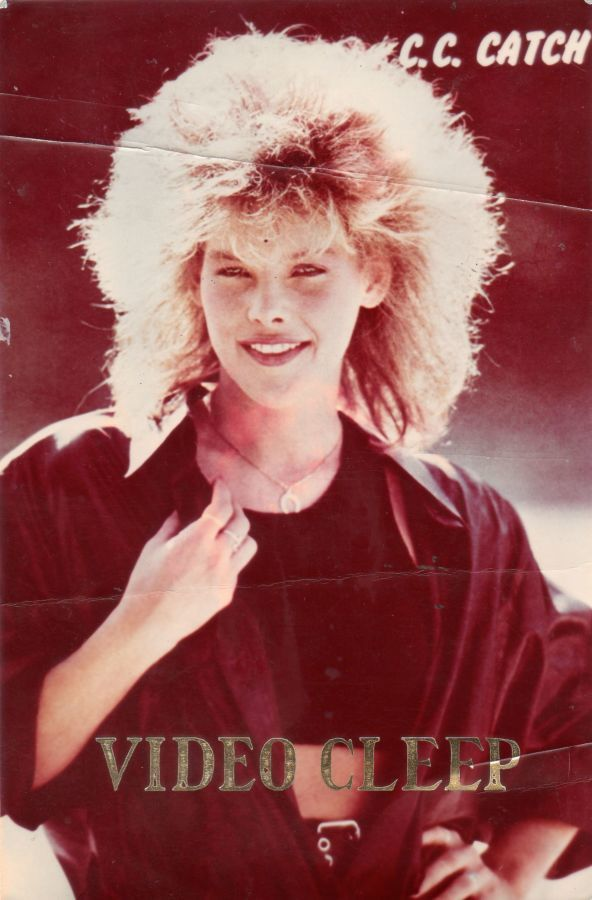 Фото - C C Catch (Открытка) 1986. Germany. Оригинал.