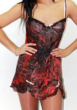 Фото 2 - Ночные сорочки пеньюары женские шифоновые полупрозрачные. Новые!
