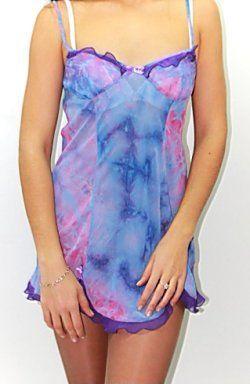 Фото - Ночные сорочки пеньюары женские шифоновые полупрозрачные. Новые!