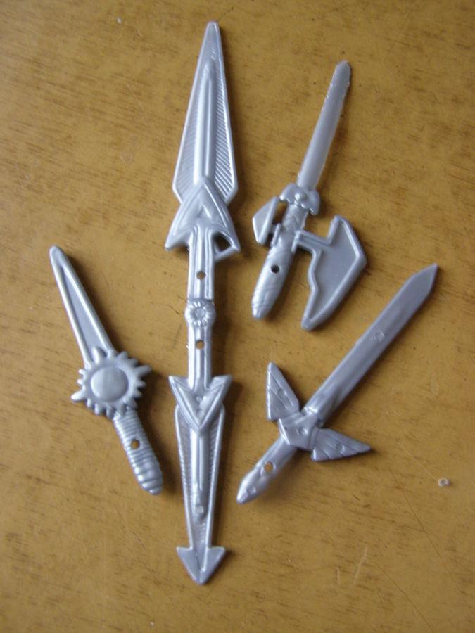 Фото 2 - Игровой набор мечей