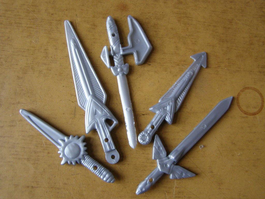 Фото - Игровой набор мечей