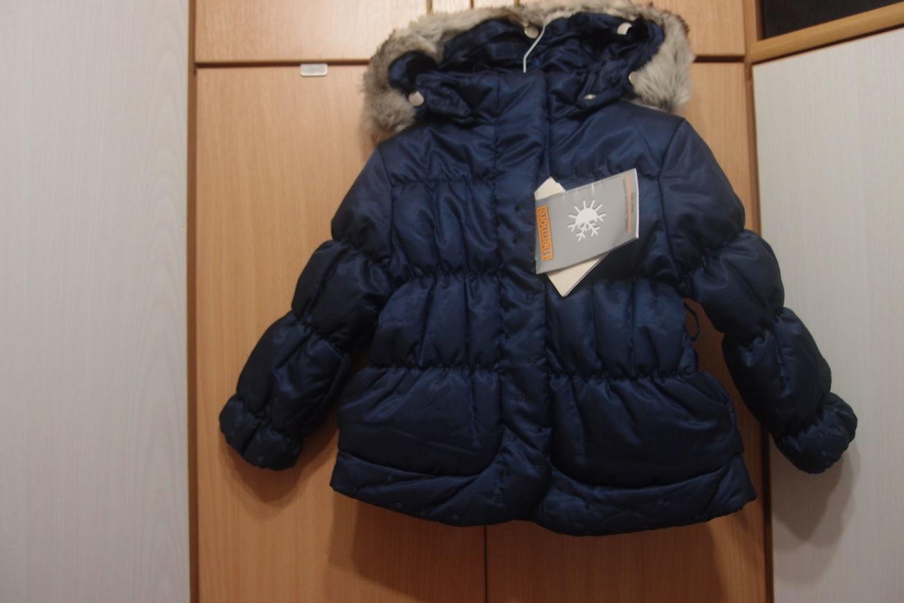 Фото - термо куртка 15 мес chicco