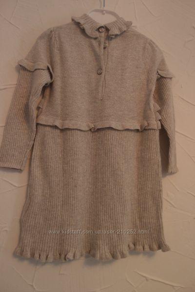 Фото 3 - красивое платье 12 мес тм chicco