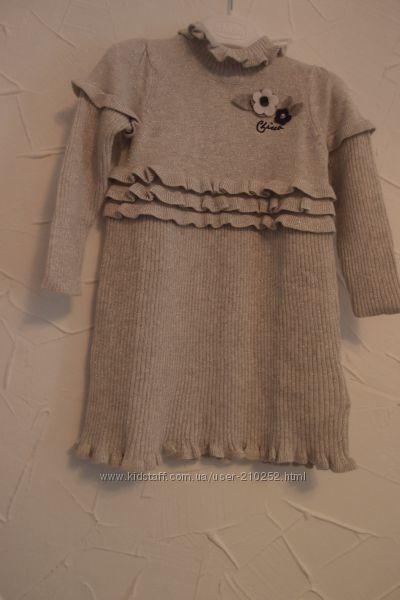 Фото - красивое платье 12 мес тм chicco