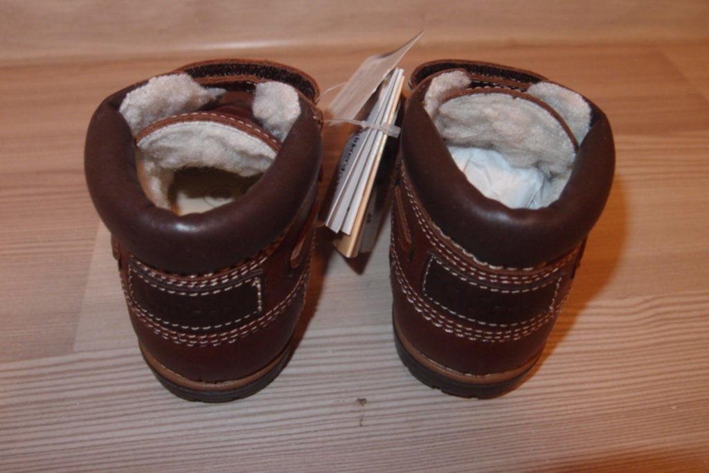Фото 3 - chicco ботинки с утеплителем 19,22 размеры