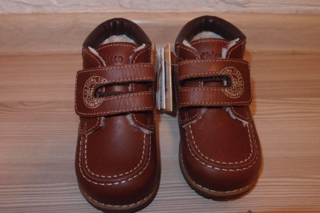 Фото 2 - chicco ботинки с утеплителем 19,22 размеры
