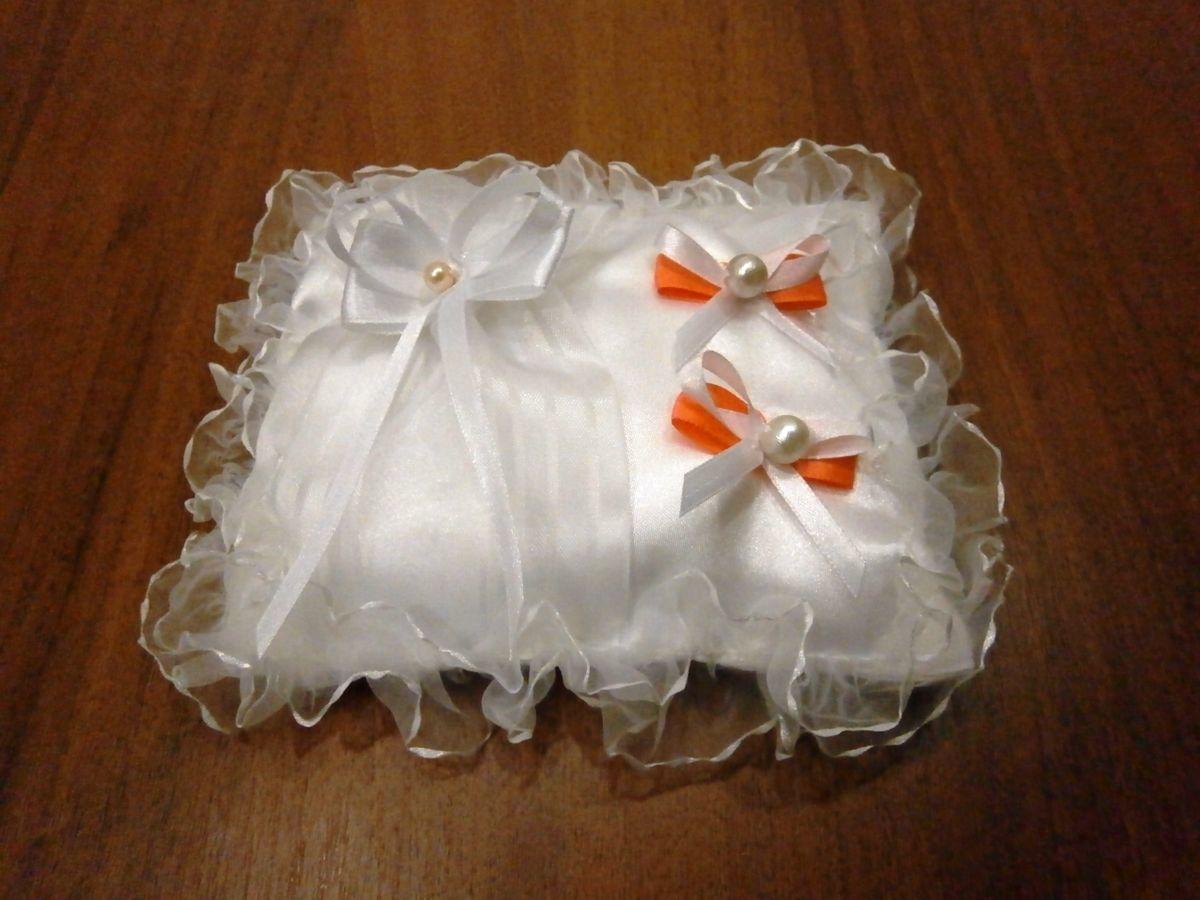 Фото - Подушечка для свадебных колец