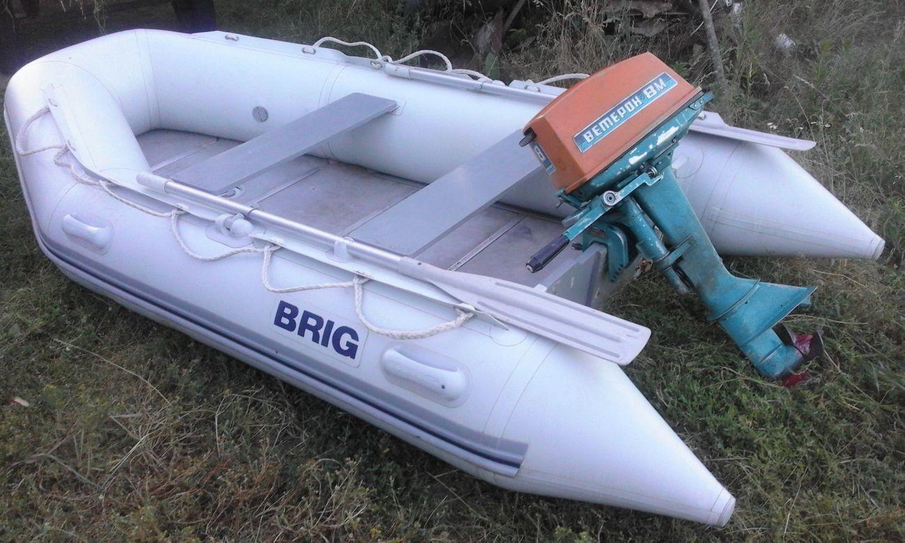 Фото - Продам лодку Brig B-310