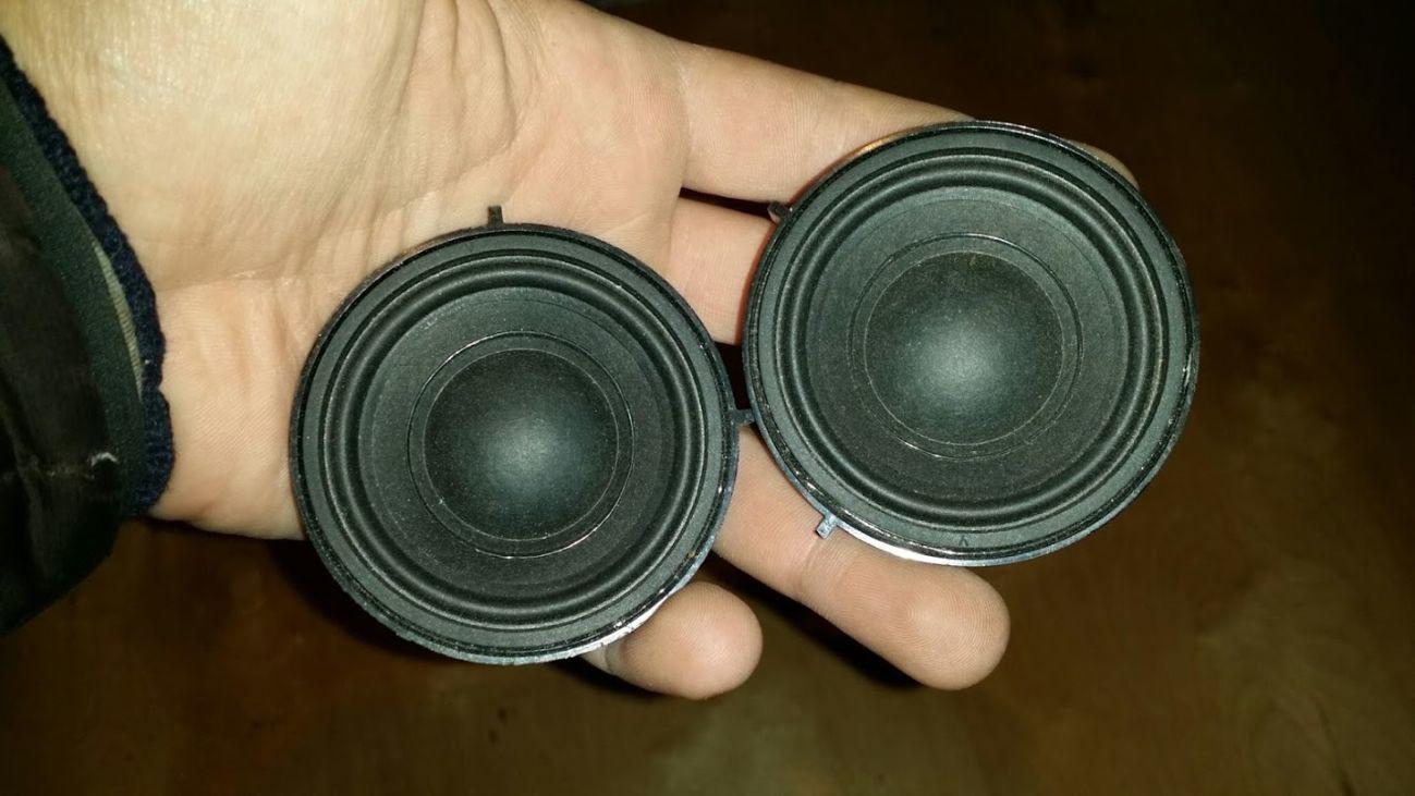 Фото 5 - Среднечастотники купольные и диффузорные
