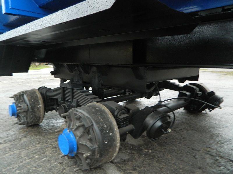 Фото 4 - прицеп тракторный зерновоз НТС-16, НТС-10, НТС-9