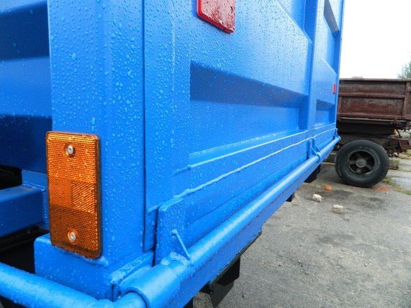Фото 9 - прицеп тракторный зерновоз НТС-16, НТС-10, НТС-9