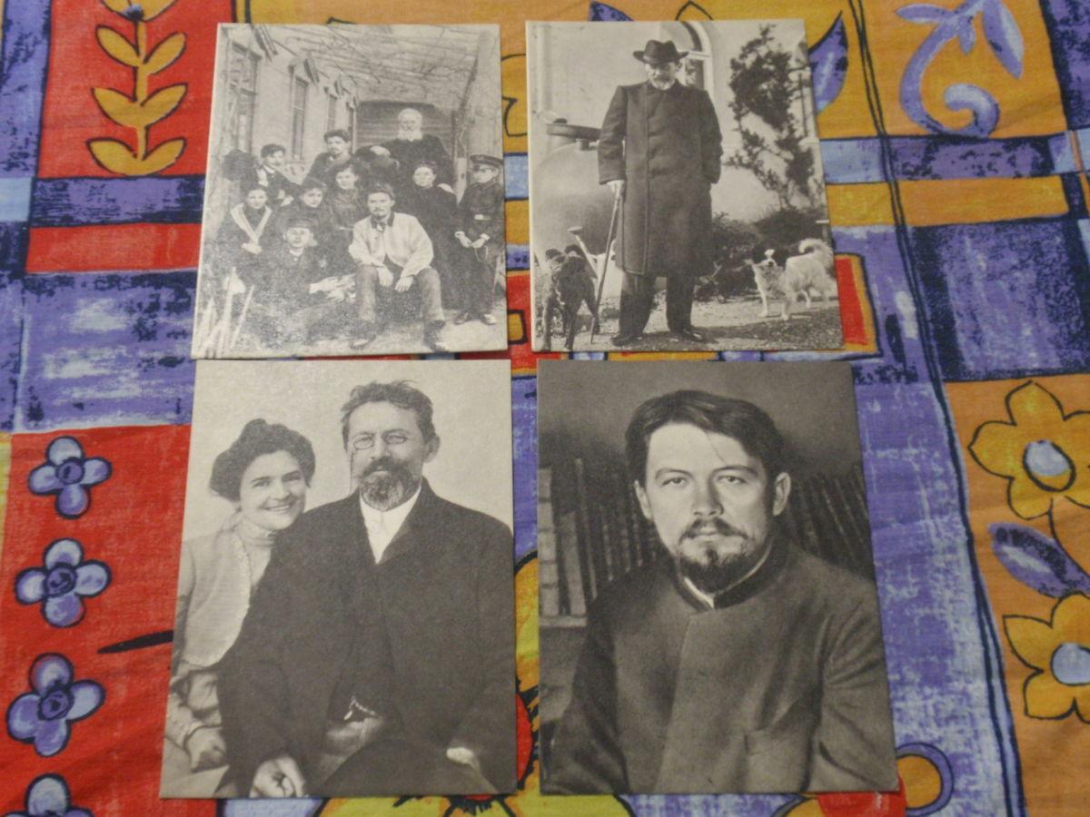 Фото 6 - А. П. Чехов в фотографиях современиков