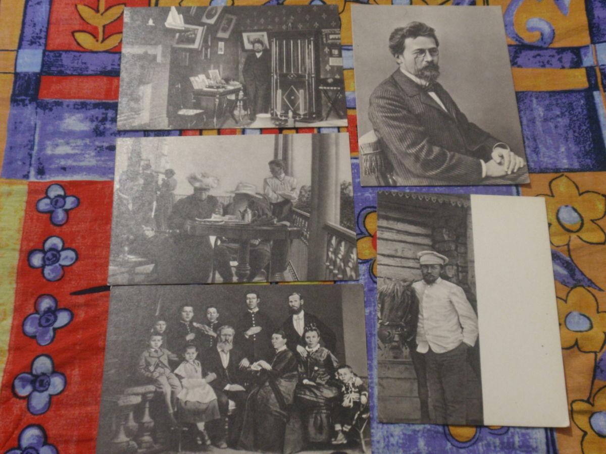 Фото 7 - А. П. Чехов в фотографиях современиков