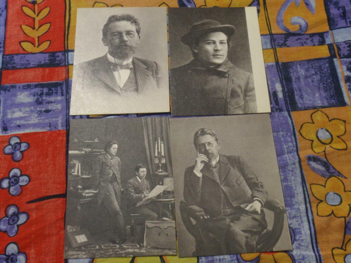 Фото 5 - А. П. Чехов в фотографиях современиков