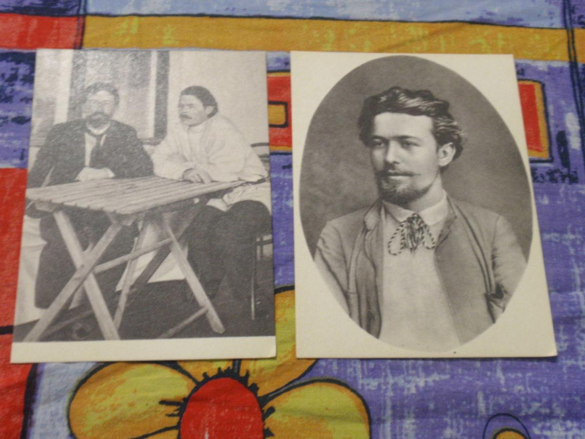 Фото 8 - А. П. Чехов в фотографиях современиков