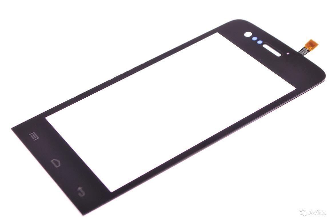 Фото - Explay Hit Phone сенсор (тачскрин) черный