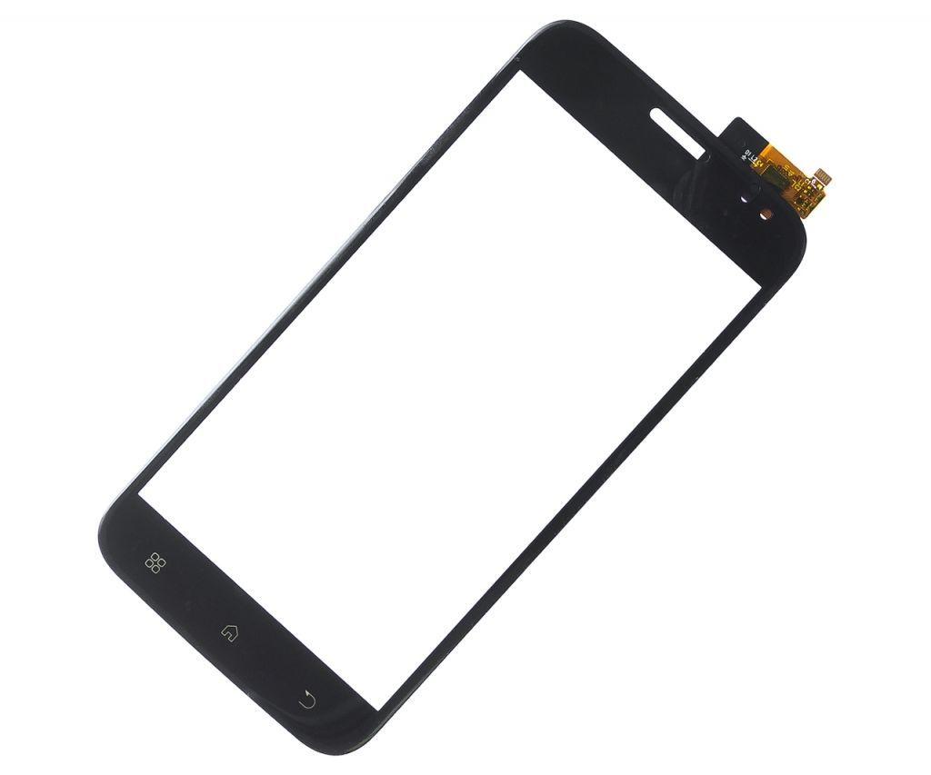 Фото - Explay X5 сенсор (тачскрин) черный