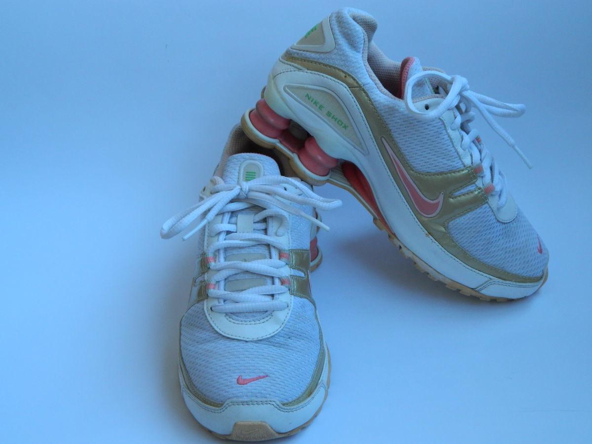 Фото - Кроссовки Nike Shox