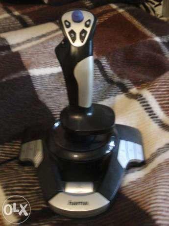 Фото 2 - Джойстик Игровой джостик hama